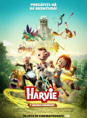 Poster Harvie and the Magic Museum