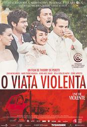 Poster Une vie violente