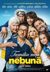 La ch'tite famille (Family Is Family) film cu Dany Boon