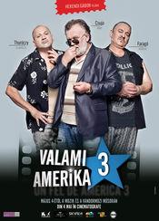 Poster Valami Amerika 3