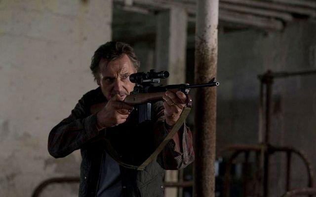 Film - The Marksman