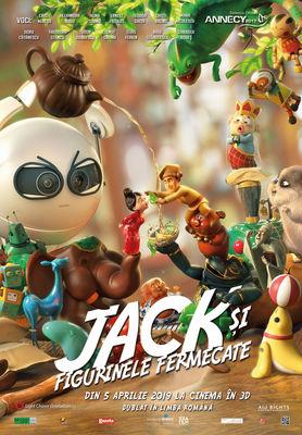 Tea Pets (Jack și figurinele fermecate)