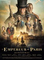 Poster L'Empereur de Paris