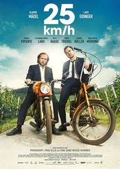 Poster 25 km/h