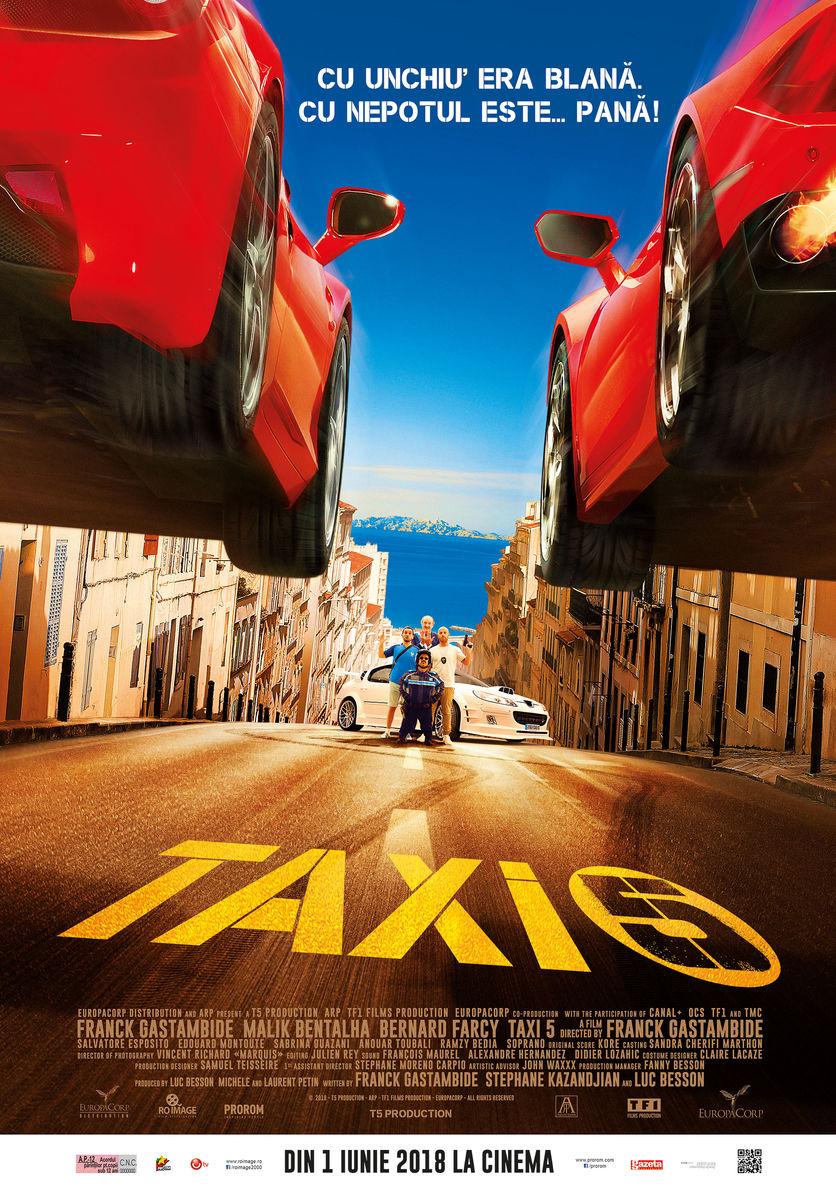 Taxi 5 (2018) Online Gratis Subtitrat