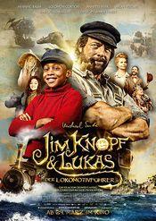 Poster Jim Knopf und Lukas der Lokomotivführer