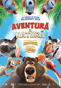 Poster AVENTURA IN NATURA - 3D - DUBLAT