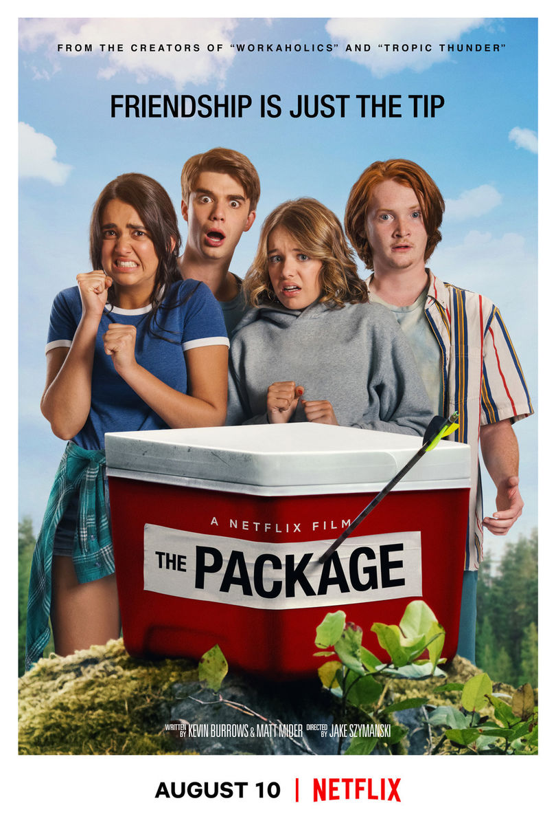 The Package (2018) Online Subtitrat