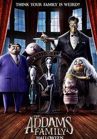 Poster FAMILIA ADDAMS