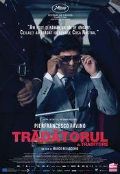 Poster Il traditore