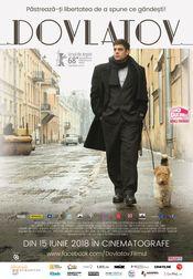 Poster Dovlatov