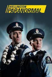 Poster Wellington Paranormal