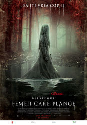 Poster The Curse of La Llorona
