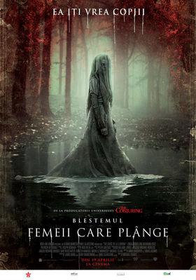 The Curse of La Llorona (Blestemul femeii care plange)