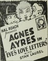 Eve's Love Letters