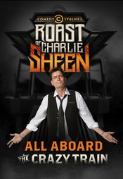 Poster Comedy Central Roast of Charlie Sheen