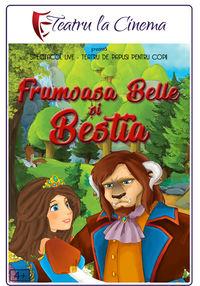 Poster FRUMOASA BELLE SI BESTIA