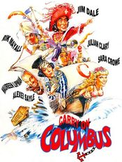 Poster Carry on Columbus