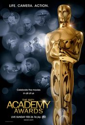 Poster The 84th Annual Academy Awards