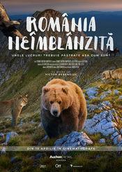 Poster România neîmblânzită