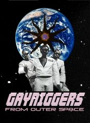 Poster Gayniggers from Outer Space