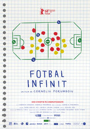Poster Fotbal infinit