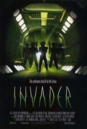 Poster Invader