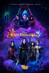 Poster Descendants 3