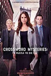 Poster The Crossword Mystery