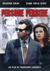 Poster Persone perbene