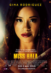 Poster Miss Bala