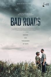Poster Bad Roads
