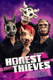 Poster Honest Thieves