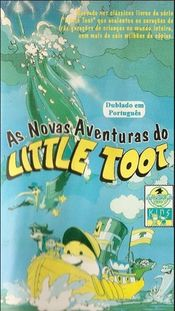 Poster The New Adventures of Little Toot