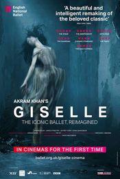 Poster Akram Khan's Giselle