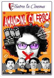 Poster Amandina cu frişcă