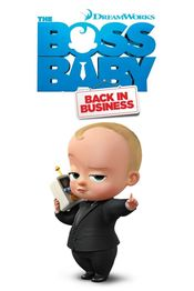 Poster The Boss Baby: Back in Business