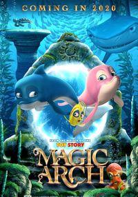 Poster MAGIC ARCH 3D