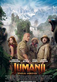 Poster JUMANJI: NIVELUL URMATOR - 3D