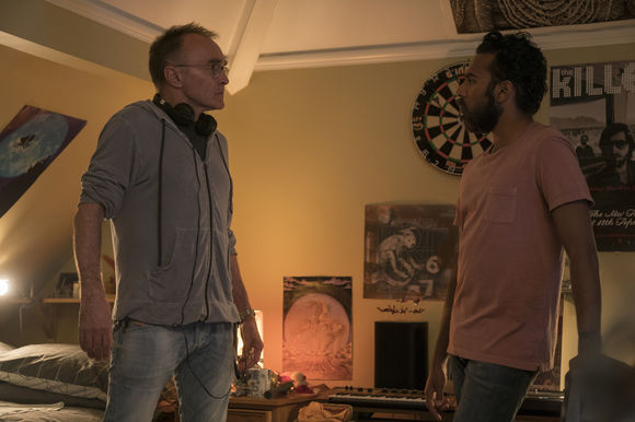 Danny Boyle, Himesh Patel în Yesterday