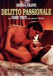 Poster Delitto passionale