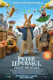 Poster Peter Rabbit: The Runaway