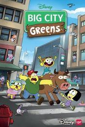 Poster Big City Greens