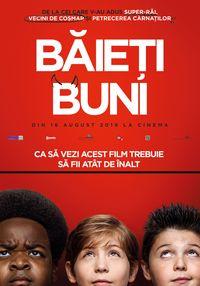 Poster BAIETI BUNI