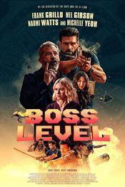 Poster Boss Level