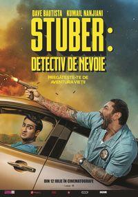 Poster STUBER: DETECTIV DE NEVOIE