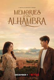 Poster Alhambeura Goongjeonui Chooeok