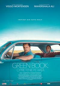 Poster GREEN BOOK: O PRIETENIE PE VIATA
