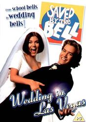 Poster Saved by the Bell: Wedding in Las Vegas