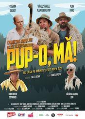 Poster Pup-o, mă!